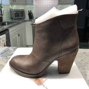 Jessica Simpson ankle boots MAXI size 5.5M NEW